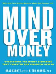 Cover of: Mind over Money | Brad Klontz