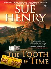Cover of: The Tooth of Time | Sue Henry