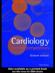 Cover of: Cardiology | Graham Jackson