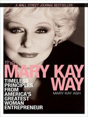 Cover of: The Mary Kay Way | Mary Kay Ash