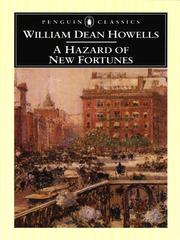Cover of: A hazard of new fortunes