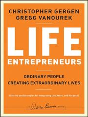 Cover of: Life Entrepreneurs | Christopher Gergen
