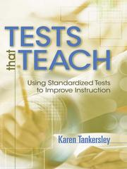 Cover of: Tests That Teach | Karen Tankersley