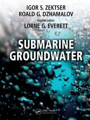 Cover of: Submarine Groundwater | I. S. Zektпё sпёЎer