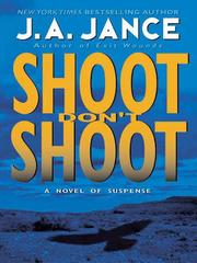 Cover of: Shoot Don