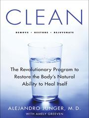 Cover of: Clean | Alejandro Junger