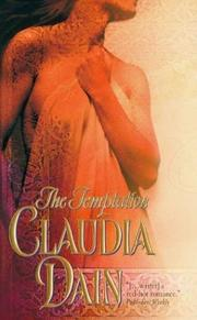 Cover of: The temptation | Claudia Dain