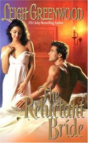 Cover of: The reluctant bride