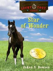 Cover of: Star of Wonder | JoAnn Dawson