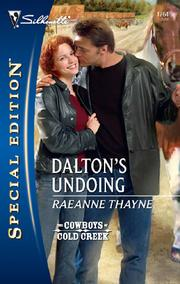 Cover of: Dalton