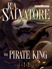Cover of: The Pirate King | R. A. Salvatore
