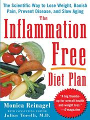 Cover of: The Inflammation-Free Diet Plan | Monica Reinagel