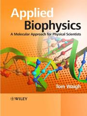 Cover of: Applied Biophysics | Tom Waigh