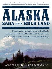 Cover of: Alaska | Walter R. Borneman