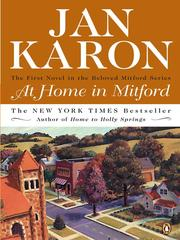Cover of: At Home in Mitford | Jan Karon