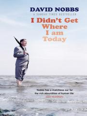 Cover of: I Didn