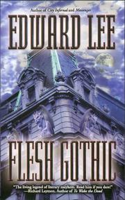 Cover of: Flesh Gothic
