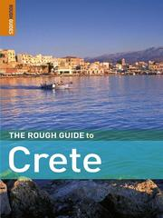 Cover of: The Rough Guide to Crete | John Fisher