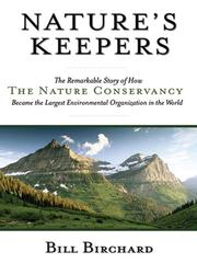 Cover of: Nature's Keepers | Bill Birchard