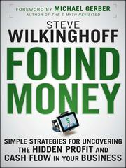Cover of: Found money | Steve Wilkinghoff