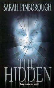 Cover of: The hidden | Sarah Pinborough