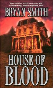 Cover of: House of blood