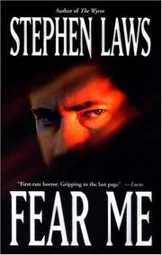 Cover of: Fear me | Stephen Laws