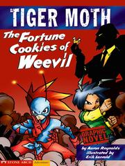 Cover of: The Fortune Cookies of Weevil | Aaron Reynolds