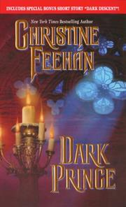 Cover of: Dark Prince (The Carpathians (Dark) Series, Book 1)
