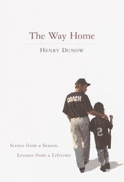 Cover of: The Way Home | Henry Dunow