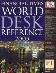 Cover of: Financial Times World Desk Reference 2005 | DK Publishing