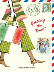 Cover of: Getting the boot | Peggy Guthart Strauss