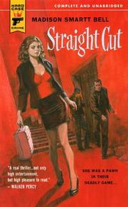 Cover of: Straight Cut (Hard Case Crime)