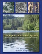 Cover of: Geographic Information Systems | Pete Bettinger