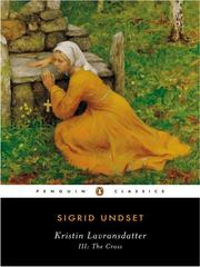 Cover of: The Cross | Sigrid Undset