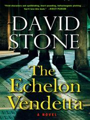 Cover of: The Echelon Vendetta | David Stone