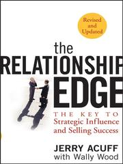 The relationship edge in business by Jerry Acuff