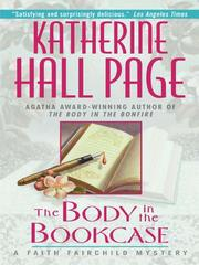 Cover of: The Body in the Bookcase | Katherine Hall Page