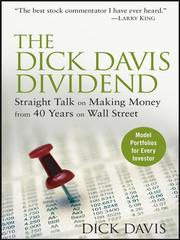 Cover of: The Dick Davis Dividend | Dick Davis