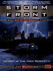 Cover of: Storm Front (The Dresden Files #1)
