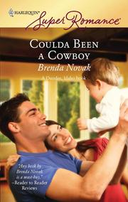 Cover of: Coulda been a cowboy | Brenda Novak