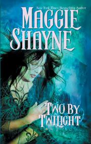 Cover of: Two by Twilight | Maggie Shayne