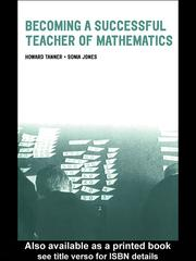 Becoming a Successful Teacher of Mathematics