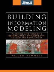 Building information modeling by Willem Kymmell