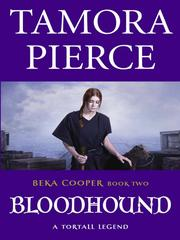 Cover of: Bloodhound | Tamora Pierce