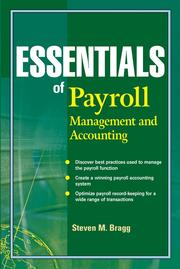 Essentials of Payroll
