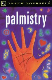 Cover of: Teach Yourself Palmistry
