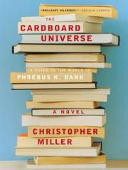 Cover of: The Cardboard Universe | Miller, Christopher