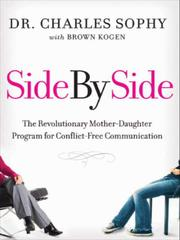 Cover of: Side-by-side | Charles Sophy