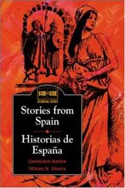 Cover of: Stories from Spain =: Historias de España
